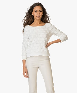 Josephine & Co Pullover Emilien - Off-white
