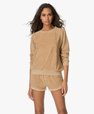 Ragdoll LA Terry Sweatshirt - Camel