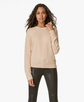 Equipment Sloane Cashmere Trui - Nude