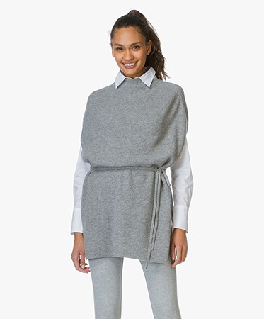 Theory - Theory Mock Tunic Lotunia in Cashmere - Husky