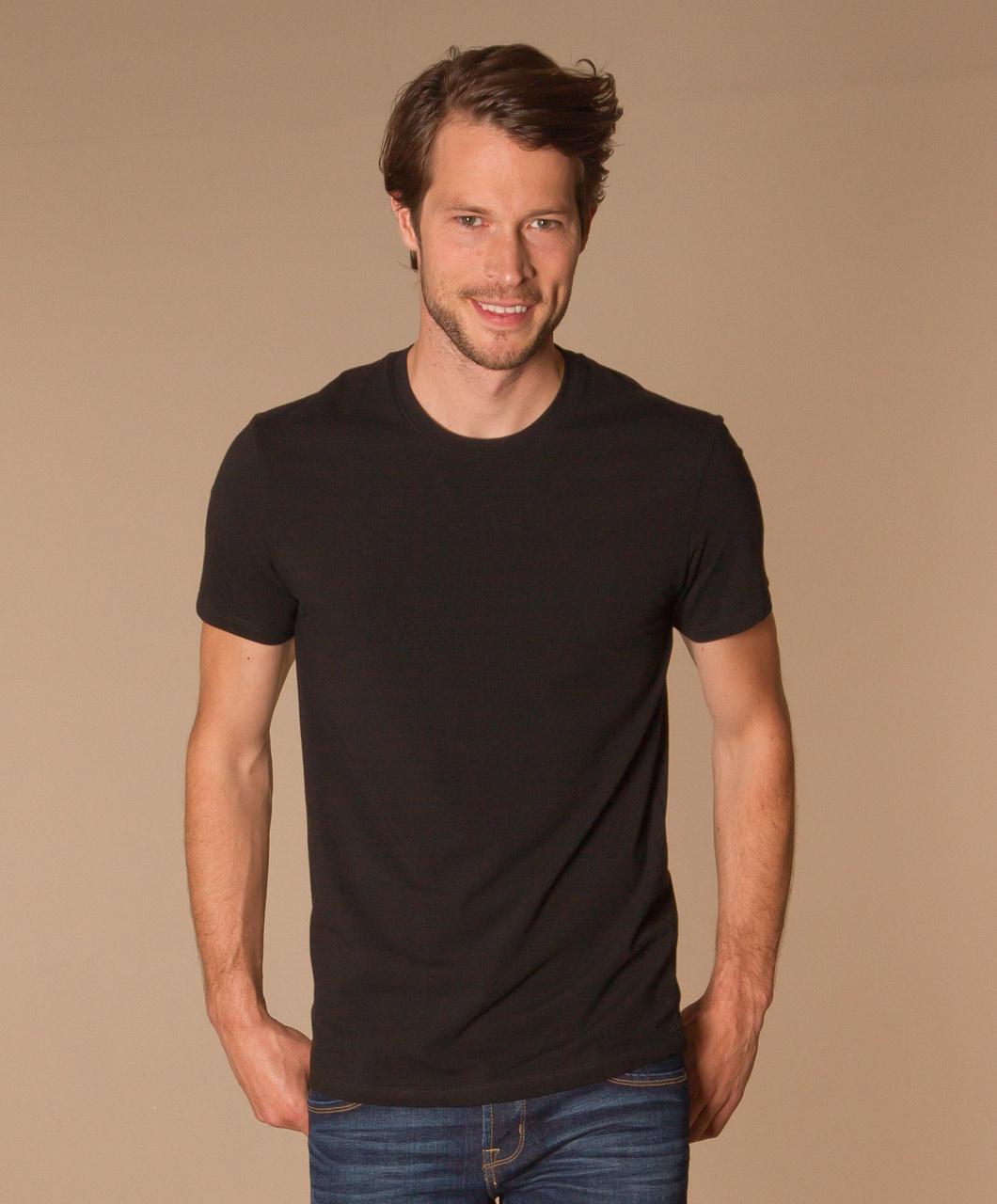 Black Man T Shirt