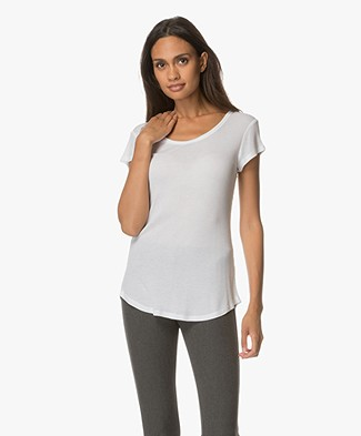 FWSS Where Do You Go To T-shirt - Bright White