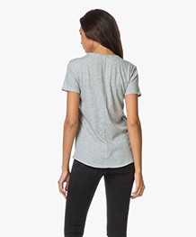 Rag & Bone Slacker T-shirt - Heather Grey