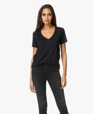 Rag & Bone Base V-hals T-shirt