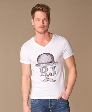Paul & Joe Chapa T-shirt