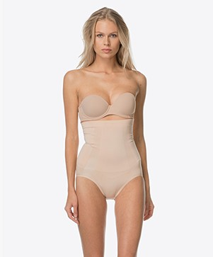 SPANX® OnCore High-Wasted Slip - Soft Nude