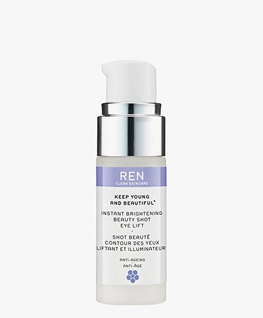 REN Clean Skincare Instant Brightening Beauty Shot Eye Lift - Keep Young and Beautiful