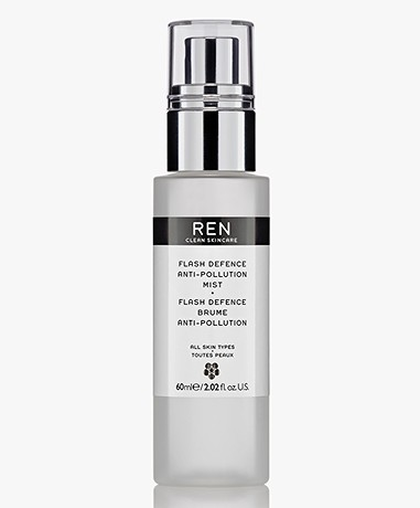 REN Clean Skincare Flash Defence Anti-Pollution Mist