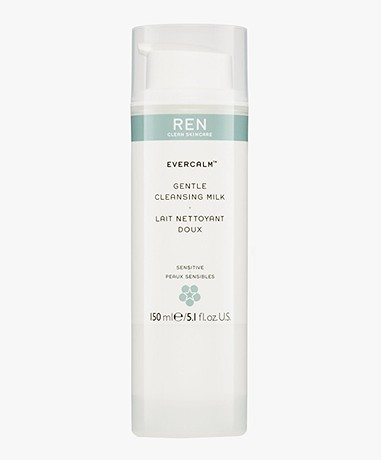 REN Clean Skincare Evercalm Gentle Cleansing Milk