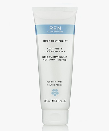 REN Clean Skincare Rosa Centifolia No.1 Purity Cleansing Balm