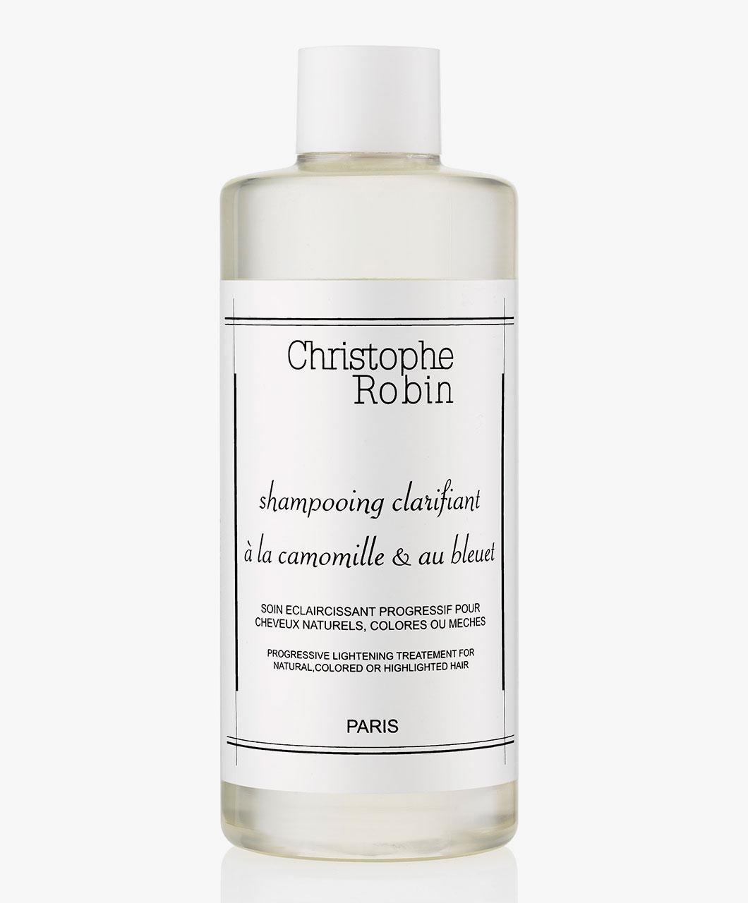 Afbeelding van Christophe Robin Clarifying Shampoo with Camomile & Cornflower