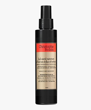 Christophe Robin Regenerating Oil with Rare Prickly Pear Seed Oil