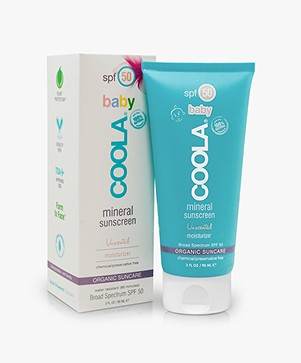 COOLA Baby Mineral Body Sunscreen SPF 50 - Unscented