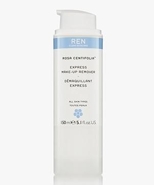 REN Clean Skincare Rosa Centifolia Express Make-up Remover