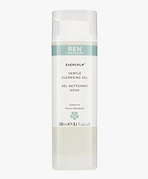 REN Clean Skincare Evercalm Gentle Cleansing Gel