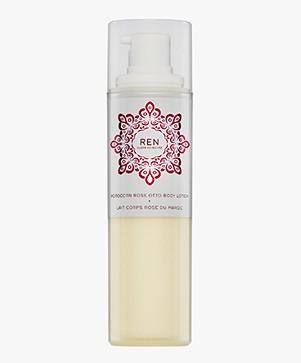 REN Clean Skincare Moroccan Rose Otto Body Lotion