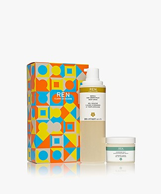 REN Smooth and Glow Gift Set