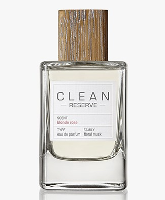 Clean Reserve Perfume Blond Rose