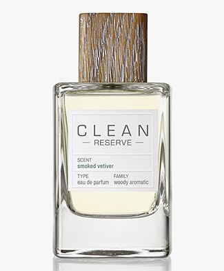 Clean Reserve Parfum Smoked Vetiver