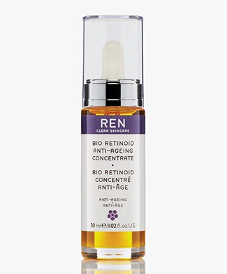 REN Clean Skincare Bio Retinoid Anti-Wrinkle Concentrate Oil