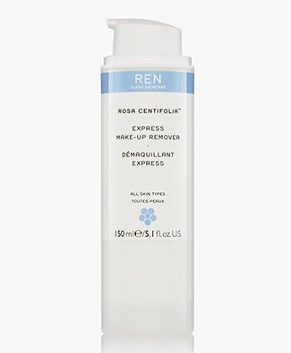 REN Rosa Centifolia Express Make-up Remover