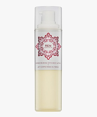 REN Clean Skincare Moroccan Rose Otto Body Lotion