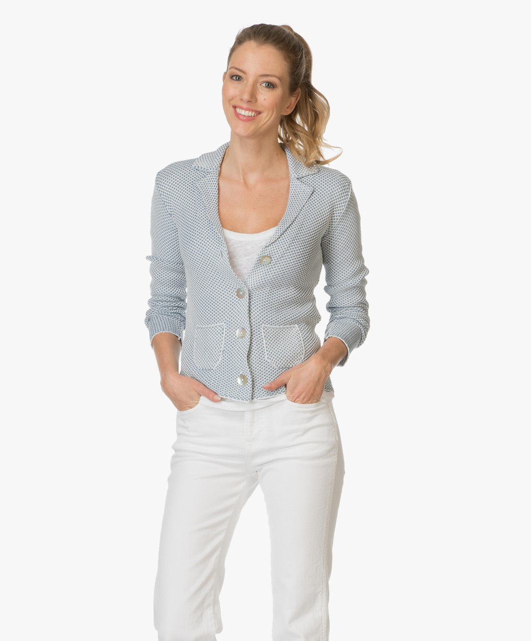 Shop the look fris en clean ensemble perfectly basics for Nu trend cleaners