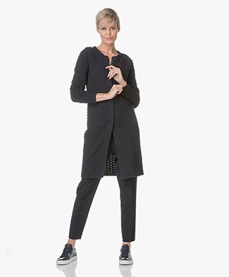 Josephine & Co Cotton Cardigan Elva - Navy