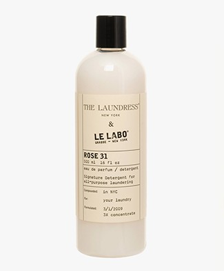 The Laundress Le Labo Rose 31 Detergent - 475ml