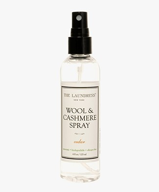 The Laundress Wool & Cashmere Spray Cedar - 125ml